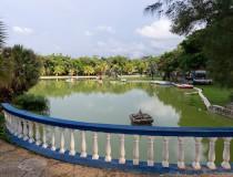 Parque Retiro Josone en Varadero