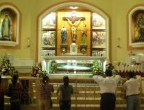 Santuario Nacional Narcisa de Jesús en Nobol