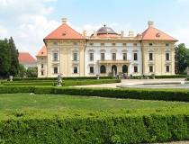 Castillo de Slavkov en República Checa