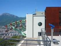 Teleférico de Grenoble Bastille