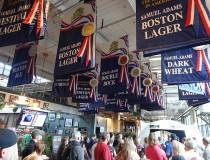 Visita a la cervecera Samuel Adams y descubre la genuina cerveza de Boston