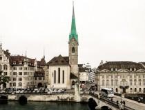 Fraumünster, una visita imprescindible en Zürich