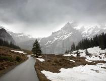 Bietschhorn, el rey de los Alpes berneses
