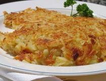 Rösti, una receta de patatas muy tradicional
