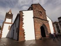 La Catedral de Funchal, uno de los edificios más antiguos de Madeira