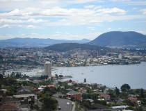 Hobart, la capital de Tasmania