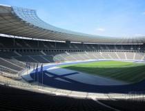 El Estadio Olímpico de Berlín