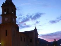 Catedral de Santa Ana en Tarma