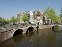 Conoce el Canal del Emperador en Ámsterdam