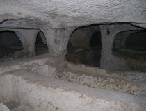 Catacumbas de St. Paul y Sta. Agatha en Rabat