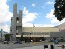 Catedral de Huánuco en Perú