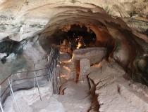 Ghar Dalam, cueva en Malta