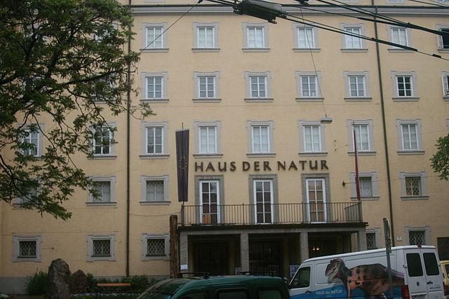 Haus der Natur en Salzburgo