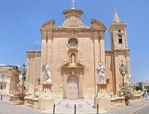 Iglesia Parroquial  de la Anunciación de Balzan