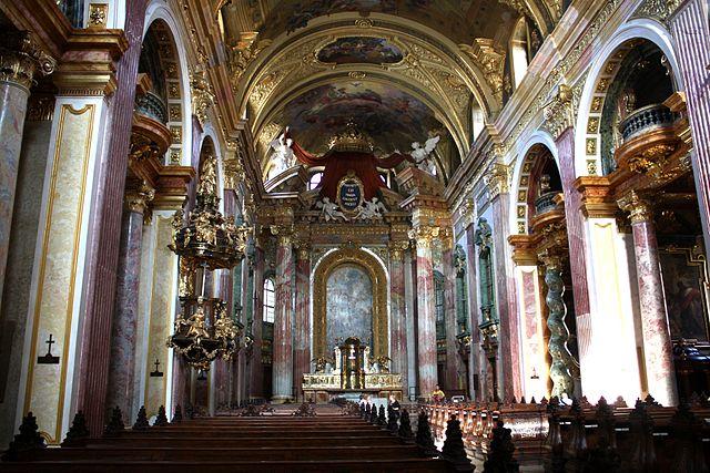 Iglesia de los Jesuitas de Viena