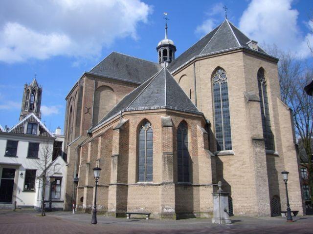 Iglesia de San Pedro en Utrecht