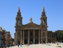 Iglesia de San Publio en Floriana