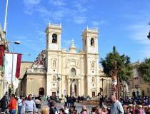 Iglesia de San Felipe en Haz-Zebbug
