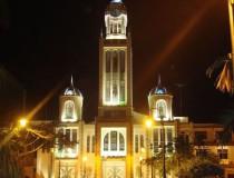 Catedral de Machala en Ecuador