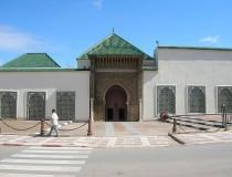 Mausoleo de Mulay Ismail en Meknes