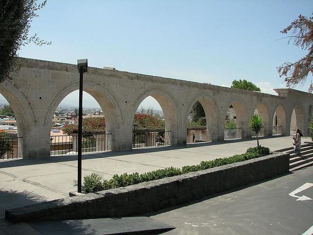 Mirador de Yanahuara en Arequipa