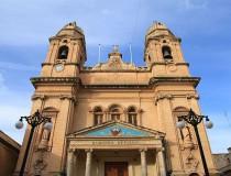Iglesia de Nuestra Señora del Monte Carmel en Gzira
