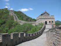 Cómo se construyó la Muralla China