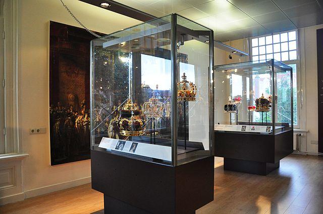 Museo del Diamante en Ámsterdam
