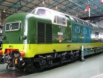 Museo Nacional del Ferrocarril en York