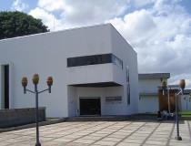Museo de Arte Moderno Jesús Soto en Ciudad Bolívar