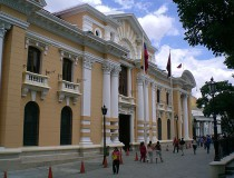 Palacio Municipal de Libertador