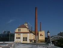 Fábrica de cerveza de Prazdroj en Pilsen
