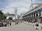 Mercado de San Francisco en Quito
