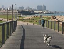 Paseo Marítimo de Tel Aviv