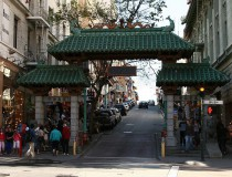 Chinatown, el barrio chino de San Francisco, es el más popular de Estados Unidos