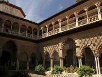 El Real Alcázar de Sevilla, uno de los puntos emblemáticos de la capital andaluza