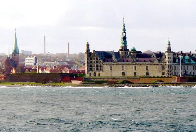 Catedral de San Olaf en Elsinor