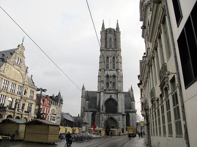 Catedral de San Bavón en Gante