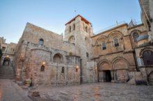 Iglesia del Santo Sepulcro en Jerusalén