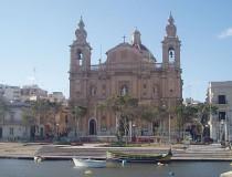 Iglesia de San José en Msida, Malta