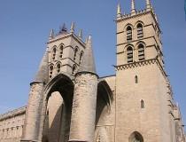 Catedral de San Pablo en Montpellier