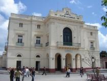 Teatro La Caridad en Santa Clara