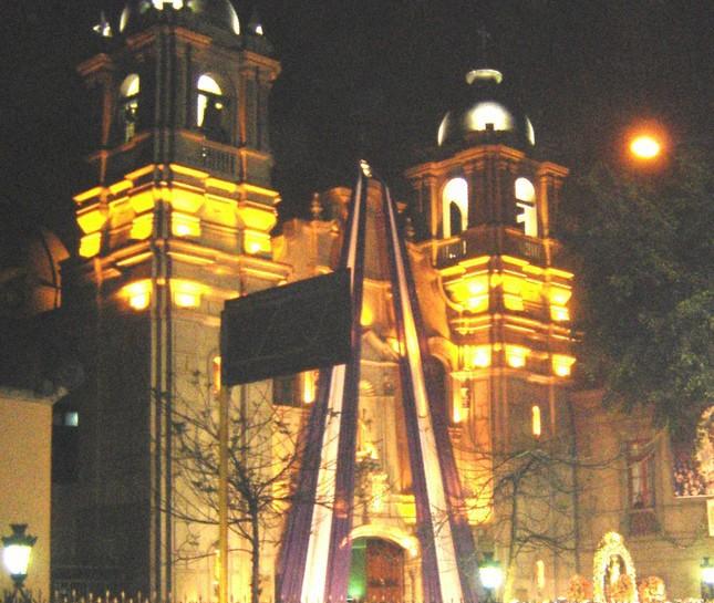 Santuario y Monasterio de Las Nazarenas en Lima