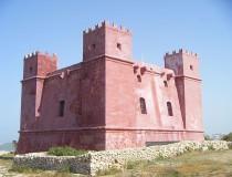 Torre de Santa Ágata en Mellieha