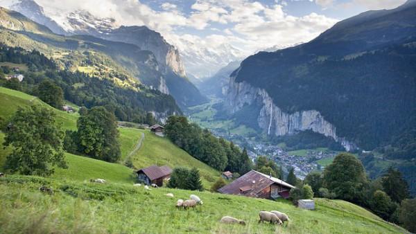 Lauterbrunnen, uno de los valles más bonitos de Suiza