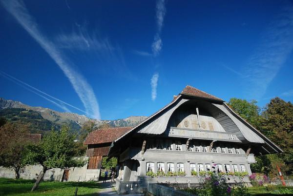 El museo al aire libre de Ballenberg