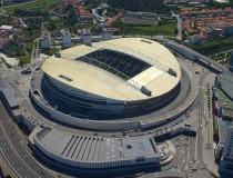 El Estadio do Dragao, la casa del FC Porto