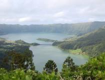 El Lago de las Siete Ciudades, en las Azores