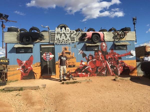 El Museo de Mad Max en Australia, para fans de esta saga