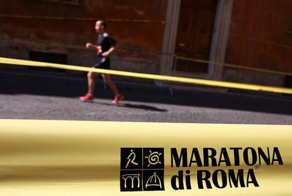 Una forma diferente de conocer Roma es corriendo la maratón